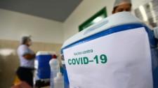 Mariápolis começa a vacinar nesta quarta (16) moradores de 50 a 59 anos contra a Covid-19