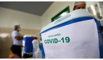 Vacinação em segunda dose vai usar imunizante Pfizer, para quem tomou o imunizante Astrazeneca na primeira dose (Foto: Marcelo Camargo/Agência Brasil).