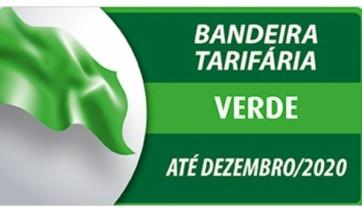 ANEEL anuncia bandeira tarifária verde até dezembro de 2020