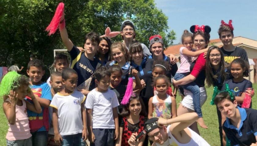 Interact Club realiza campanha de arrecadação de brinquedos para o IAMA