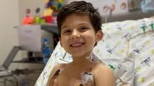 Voo pela vida: Polícia Militar transporta coração para menino de 6 anos