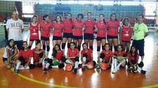 Equipes de Voleibol iniciam preparação para competições