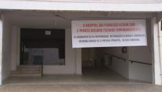 Hospital São Francisco de Tupã fecha pronto-socorro