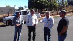 Empresa responsável pela pavimentação da Padre Nóbrega reconhece problema, anuncia Prefeitura