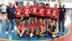 Voleibol de Adamantina tem rodada dupla pela Liga