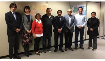 UniFAI e Prefeitura protocolam projeto de Centro de Treinamento de Futebol no Consulado do Japão