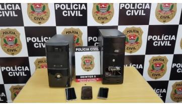 Pedofilia: Polícia Civil prende oficial administrativo suspeito de abusar sexualmente de crianças