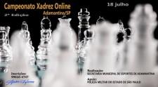 Adamantina terá 2º Campeonato de Xadrez Online