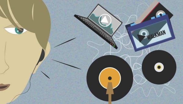 Músicas: como foram ouvidas ao longo tempo?