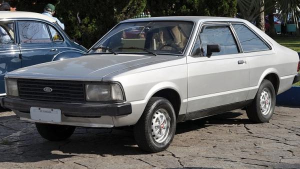 Ford Corce II (Wikimedia Commons).