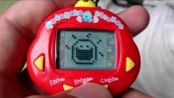 Os bichinhos virtuais, também conhecidos como Tamagotchi, marcaram toda uma geração, nos anos 90 (Reprodução).