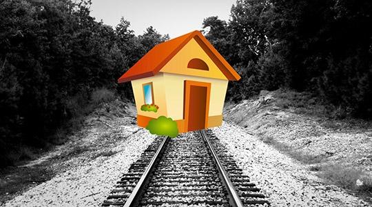 No meio do caminho tinha uma casa