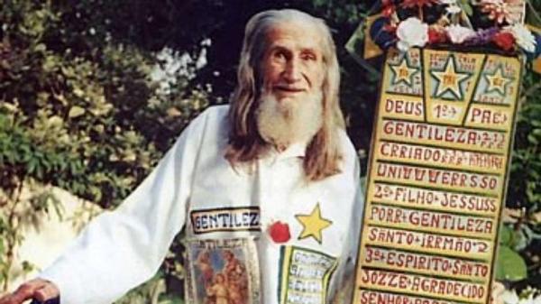 José Datrino, o Profeta Gentileza (Reprodução).