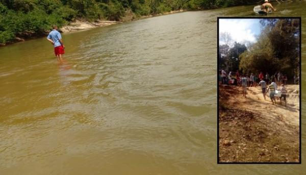 Três meninas da mesma família morreram afogadas ao tentar salvar a irmã mais nova, de 5 anos (Reprodução/Polícia Militar/Olhar Direto).