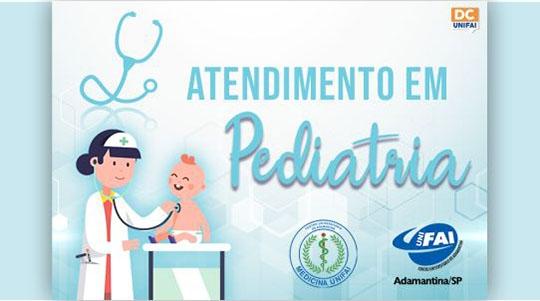 Agendamentos de consultas são realizados pela Secretaria Municipal de Saúde (Agência UniFAI).