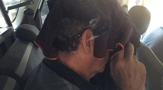 Acusado de crimes sexuais contra pacientes, o médico cardiologista Augusto César Barretto Filho, de 74 anos, foi preso no dia 18 de janeiro e estava detido na penitenciária de Lucélia (Foto: Wellington Roberto/G1).