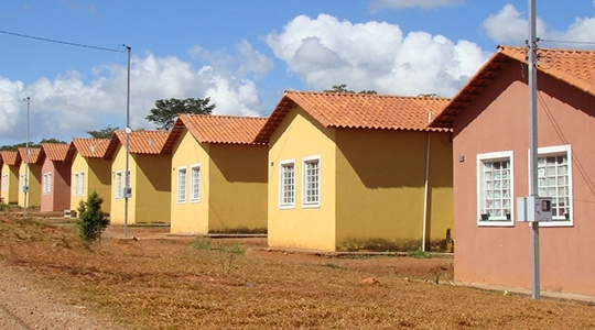 Mutuários da CDHU têm novas facilidades para renegociar dívidas habitacionais (Arquivo).