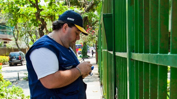 Censo Demográfico do IBGE oferece 37 oportunidades de trabalho temporário para Adamantina (Foto: Licia Rubinstein/Arquivo/Agência IBGE Notícias).