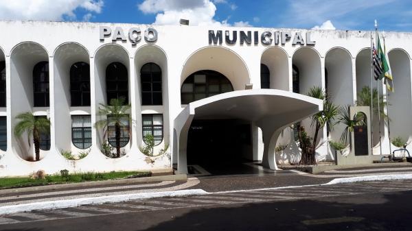 Paço Municipal de Tupã (Assessoria de Imprensa).