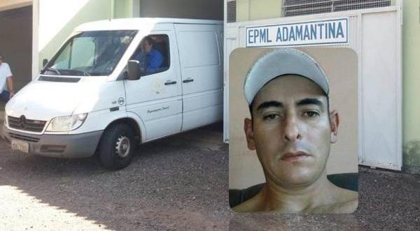 Polícia Civil vai investigar a morte de Alexandre Evangelista da Silva, de 43 anos (Reprodução: Folha Regional).