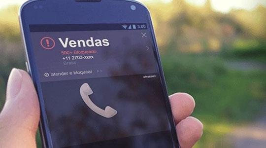 Não perturbe: cadastro vai restringir recebimento de ligações de telemarketing das operadoras de telefonia (Ilustração).
