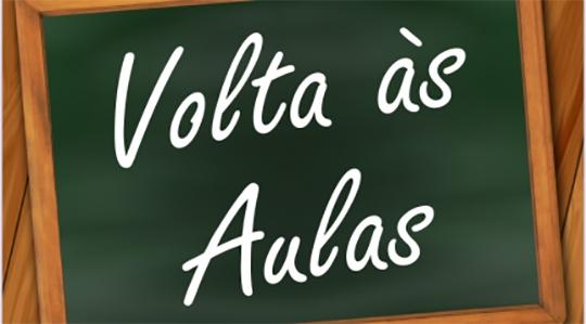 Mais de 1.700 estudantes voltam às aulas na rede municipal de ensino, em Adamantina (Ilustração).