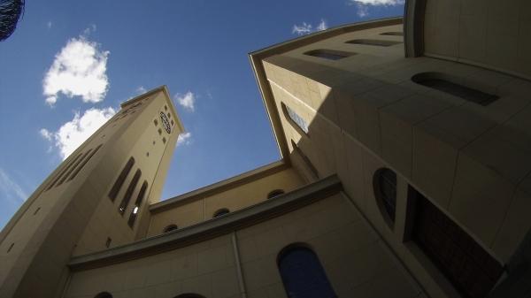 Igreja Matriz de Santo Antônio, em Adamantina (Foto: Siga Mais).