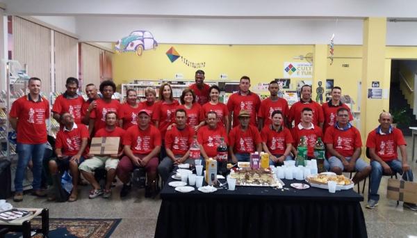 Garis foram homenageados pela passagem de seu dia, comemorado em 16 de maio (Fotos: Erivaldo Lopes | Site Clikar).