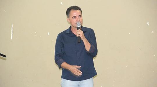 Prefeito Val Dantas é afastado do cargo, pela Câmara Municipal (Foto: Redes Sociais).