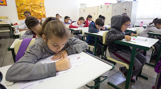 Saresp ajuda a compor o principal indicador da educação paulista, o Idesp - Índice de Desenvolvimento da Educação do Estado de São Paulo (Portal do Governo de SP).