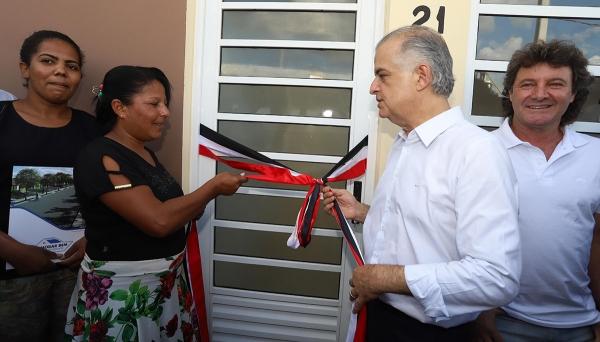 Do total de moradias, 184 são destinadas à população geral, 15 para deficientes, 12 para idosos e cinco para policiais e agentes (Foto: Governo SP).