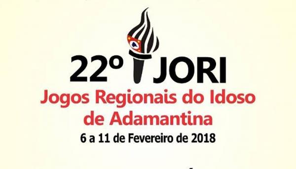 JORI: Jogos Regionais dos Idosos têm abertura nesta quarta em Adamantina