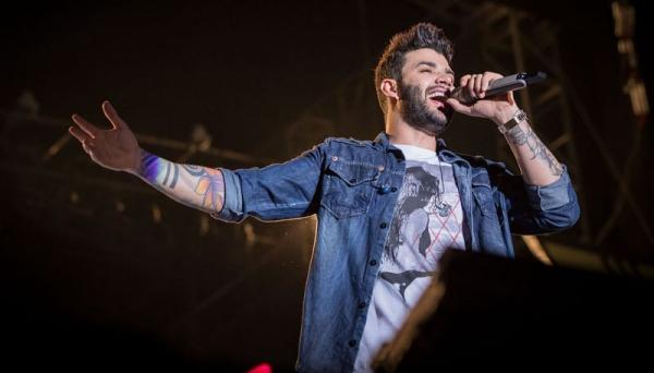 Gusttavo Lima toca na noite desta quinta-feira na Aceruva, em Junqueirópolis (Foto: Divulgação).