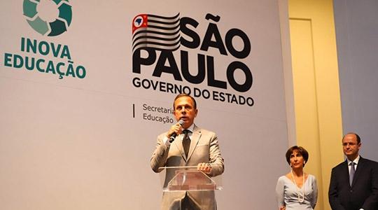 Iniciativa será ofertada a partir de 2020 a dois milhões de alunos matriculados na rede estadual de SP (Imagens: Governo de SP).