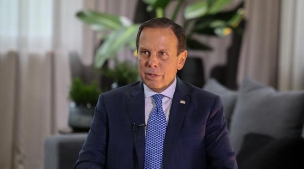 Imprensa de Presidente Prudente revela possível agenda do governador João Dória na próxima quinta-feira, o que incluiria visita a Adamantina (Foto: Governo SP).