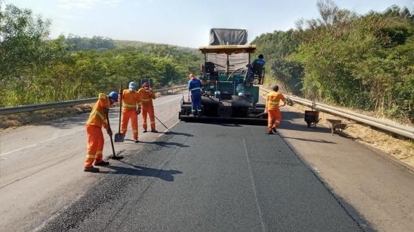 Motoristas que circularem pelos trechos sob recuperação irão encontrar interferências no tráfego (Cedida/Eixo SP).