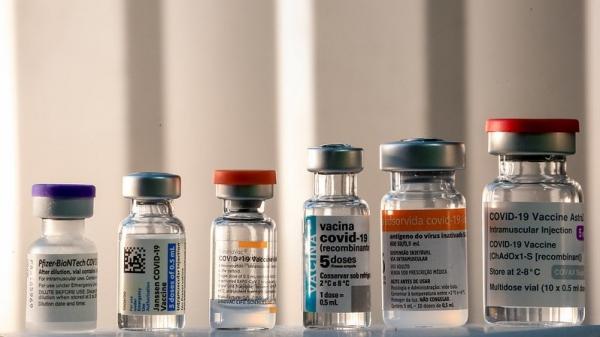 Vacinas contra a Covid-19 (Foto: Ministério da Saúde).