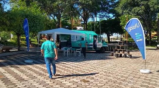 A partir desta sexta-feira (15) goodU inicia operação do serviço de internet com fibra óptica em Flórida Paulista (Divulgação).