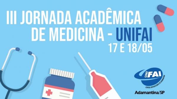 Centro Acadêmico promove III Jornada Acadêmica de Medicina