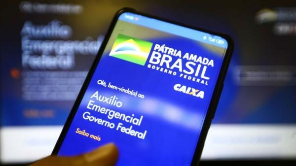Pagamento do Auxílio Emergencial 2021 começa próxima terça-feira (Marcelo Camargo/Agência Brasil).