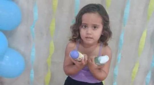 Após diagnóstico da doença e internação na UTI, criança não resistiu ao quadro de meningite (Reprodução).