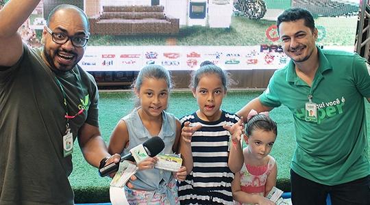 Segundo sorteio (fase 2) da promoção Hiper Cliente Feliz Cocipa aconteceu no último sábado (Divulgação/Cocipa).