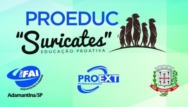 ProEduc-UniFAI mantém abertas inscrições para crianças e adolescentes de 8 a 14 anos