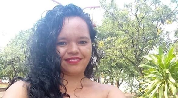 Franciele Martins Domingues da Conceição, de 32 anos, foi morta a pauladas, em Panorama (Reprodução: Panorama Notícia).