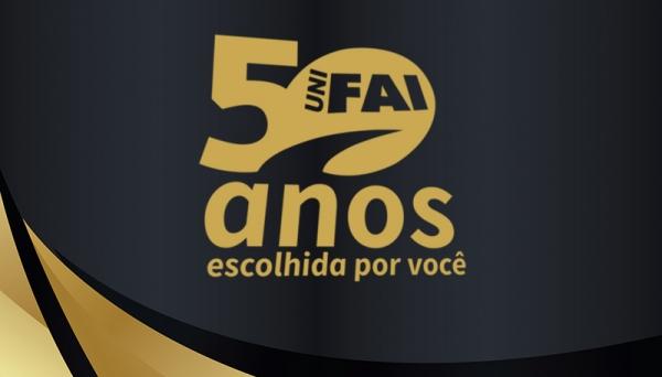 UniFAI lança comemorações dos 50 anos da Instituição em solenidade nesta sexta, 3 de agosto (Imagem: Agência UniFAI).