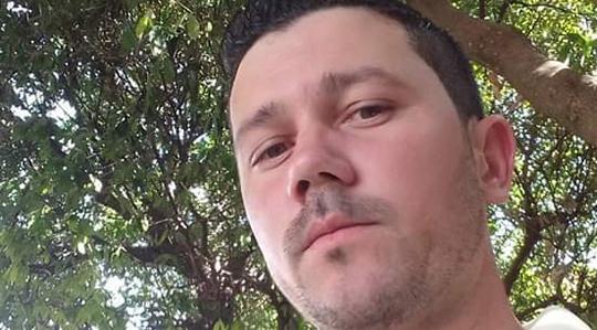 Edenilson Aparecido dos Reis, 28 anos, vítima fatal do acidente (Reprodução/Vida Prev).