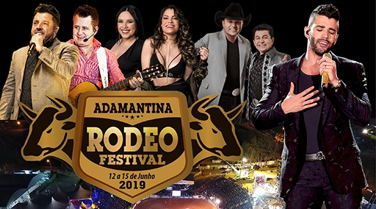 Resultado de imagem para Adamantina Rodeo Festival 2019