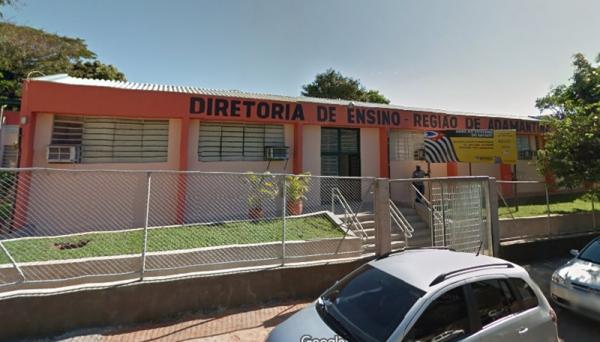 Diretoria de Ensino de Adamantina jurisdiciona 22 municípios da Nova Alta Paulista (Google Street View).
