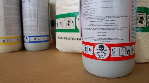 Na ação, embalagens terão descarte correto, assegura Prefeitura  (Foto: Nathalia Ceccon/Idaf-ES).