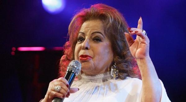Morre a cantora Angela Maria, uma das rainhas do rádio nas décadas de 50 e 60 (Reprodução).